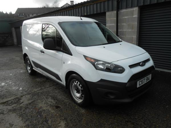 Ford Connect  1.5 TDCi 100 220 SWB